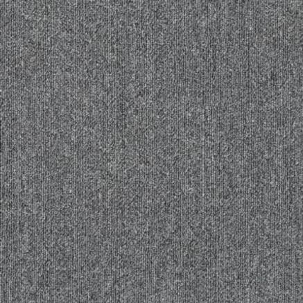Ash Grey - Commercial Carpet Tiles 50cm x 50cm