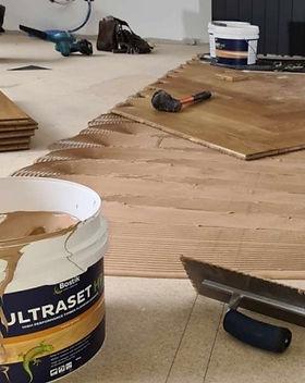 Bostik Ultraset HP Timber Flooring Adhesives