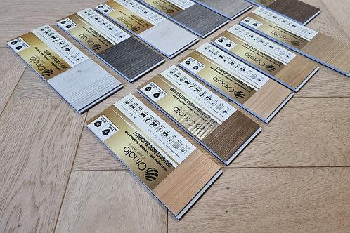 5 x Free Samples - 6.5mm Hybrid Waterproof Flooring - Ornato L Urban