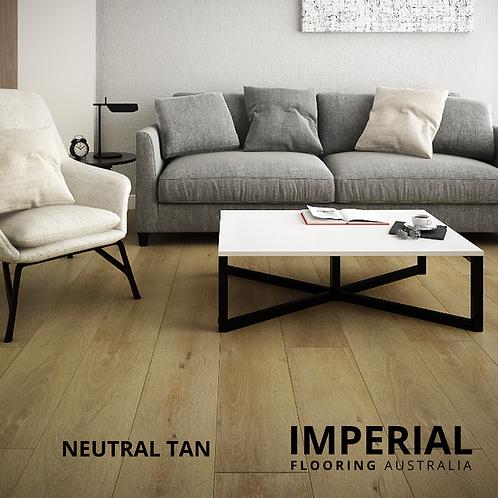 Neutral Tan - Hybrid Waterproof Flooring 1540mm x 182mm x 6.5mm