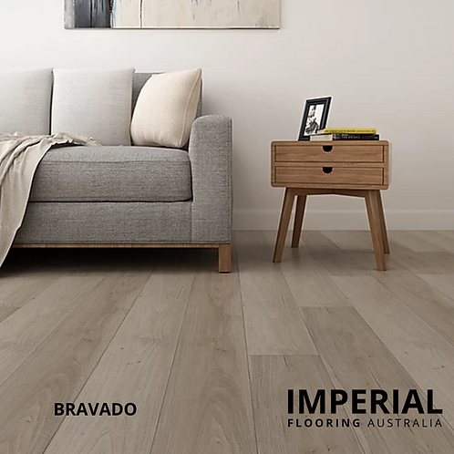 Bravado - Laminate Flooring 48hr Water Resistant AC4 - 12mm