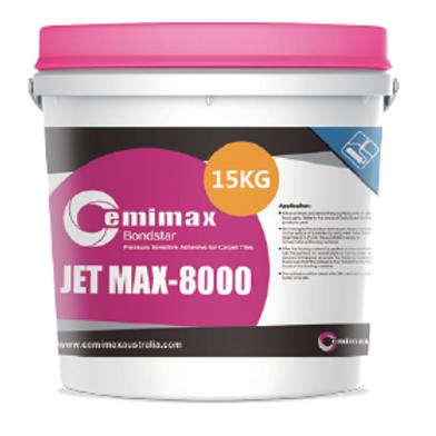 JETMAX-8000 Carpet Tile Floor Adhesive 15kg