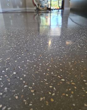 Polished Concrete Floor Overlays