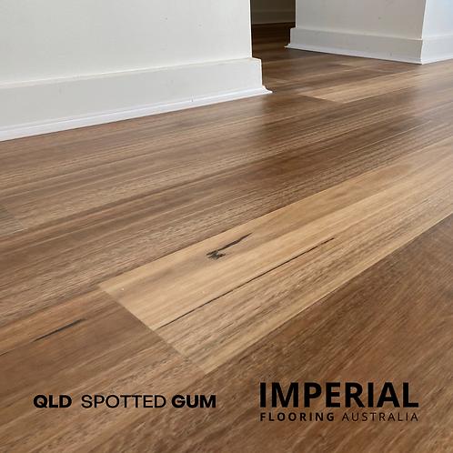 QLD Spotted Gum - Hybrid Waterproof Flooring 1540mm x 182mm x 6.5mm