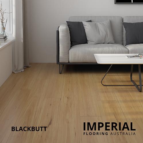 Blackbutt- Hybrid Waterproof Flooring 1540mm x 182mm x 6.5mm