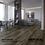 Thumbnail: Misty Brown - 5.5mm Hybrid Waterproof Flooring 1540mm x 228mm