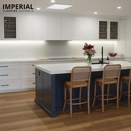 Coastal Blackbutt - Hybrid Waterproof Flooring 1540mm x 182mm x 6.5mm