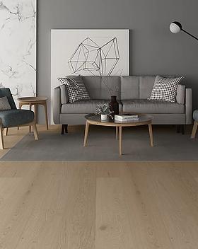 15mm & 20mm Engineered Timber Flooring Raw Neutral