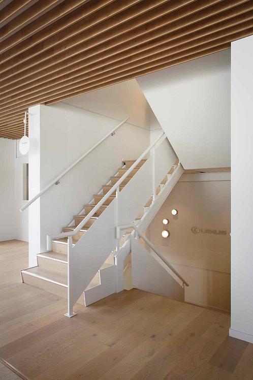 ELMO - Engineered Timber Floors 1900mm (L) x 190mm (W) 15mm (T)