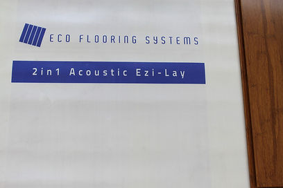 2mm Foam - 2in1 Acoustic Underlay with M