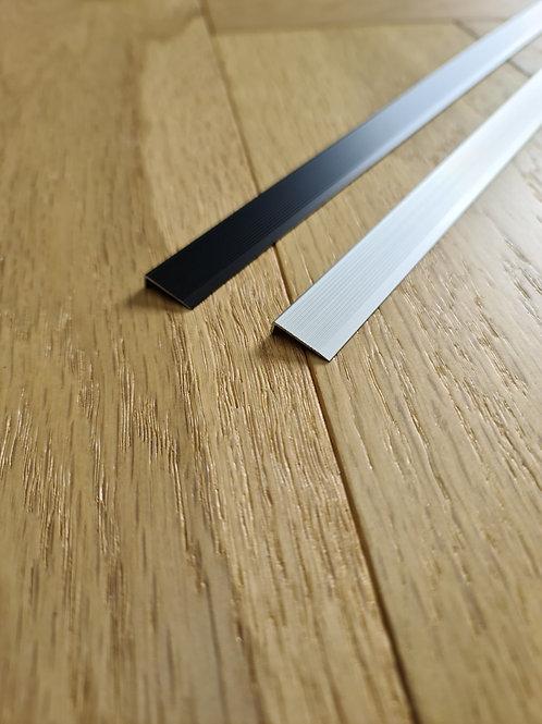 5mm L Angle Transition Trims 3.3m Lengths