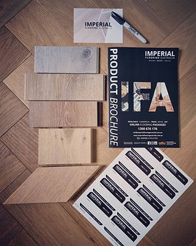 5 x Free Flooring Samples