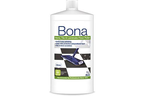 Bona Stone, Tile, Vinyl & Laminate Floor Polish 1litre