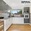 Thumbnail: Khaki - Hybrid Flooring 1500mm(L) x 180mm(W) x 6.5mm(T)