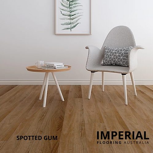 Spotted Gum - Laminate Flooring 48hr Water Resistant AC4 - 12mm