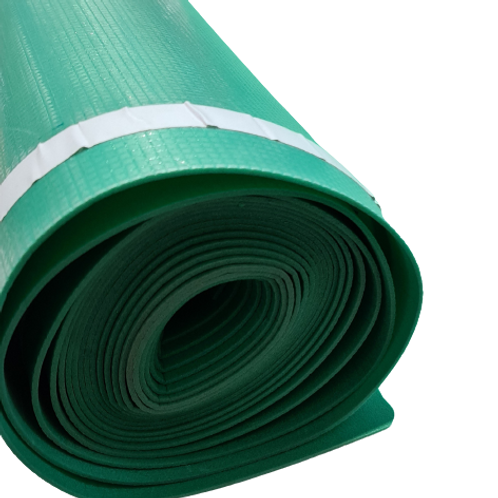 2mm Green Acoustic Underlay 20m2 Roll - Floating Floors