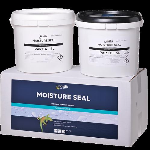 Bostik Moisture Seal 10L Kit  (Part A + Part B) Moisture Barrier