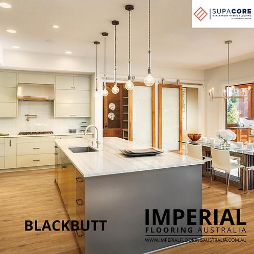 Blackbutt - Hybrid Flooring 1500mm(L) x 180mm(W) x 6.5mm(T)