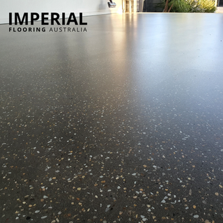 ECOTAZ Cemimax Polished Concrete Flooring Overlay Final Seal
