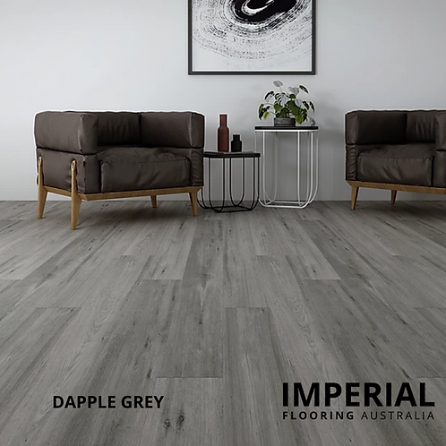 Dapple Grey - Laminate Flooring 48hr Water Resistant AC4 - 12mm