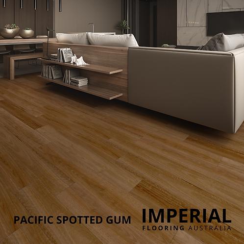 Pacific Spotted Gum Hybrid Waterproof Flooring 1540mm x 182mm x 6.5mm