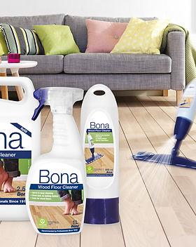 Bona Floor Timber Spray Mops