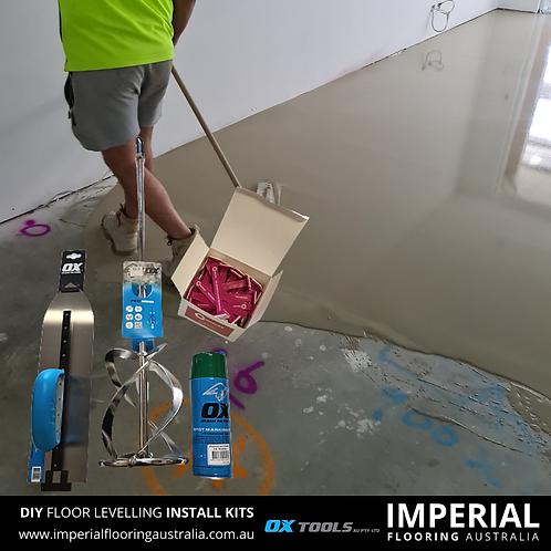 DIY Floor Leveling Install Kit