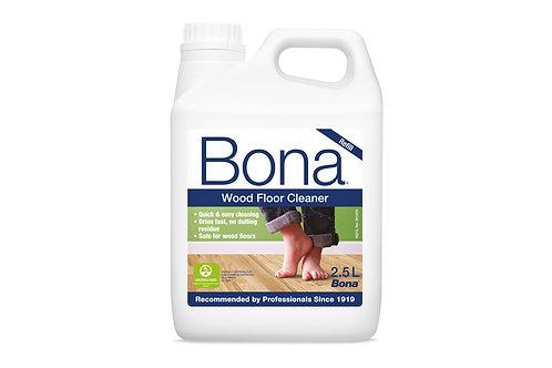 Bona Timber/Wood Floor Cleaner Re-fill 2.5 litre