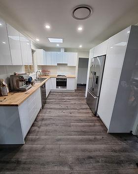 Swish Aqua Water Resistant Lamiante Flooring