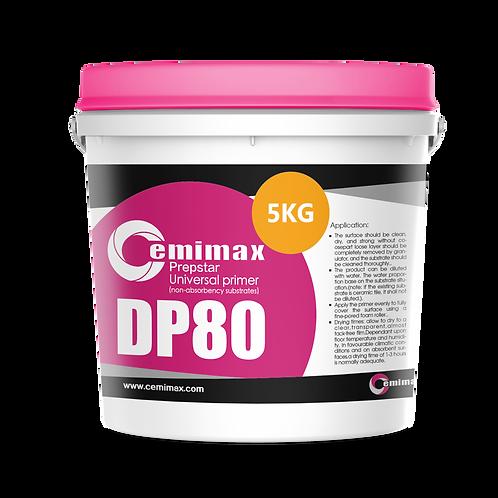 DP80 Non Porous Surface Floor Primer 5kg & 20kg Tubs