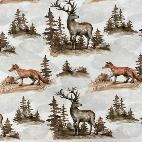 Woodland Animals Romper