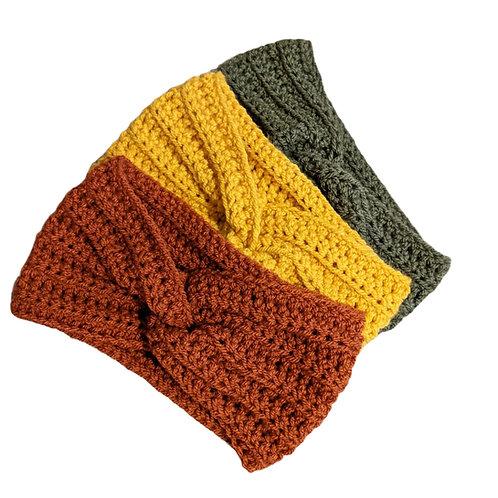 Turban style Earwarmers