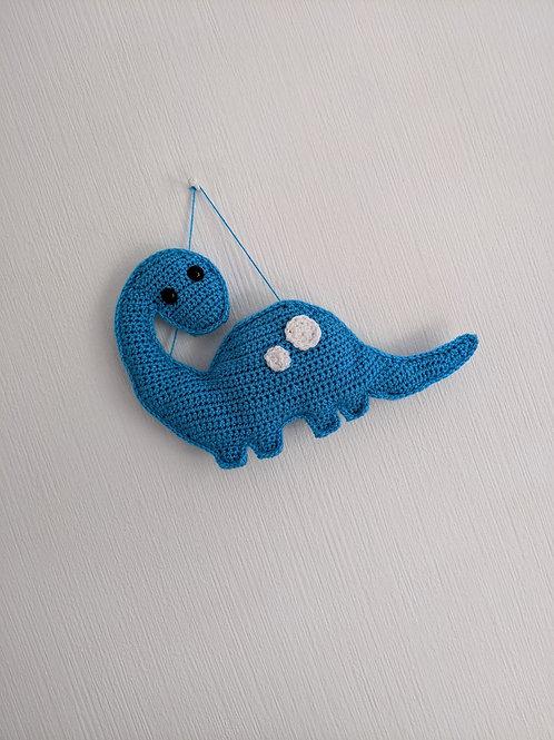 3D Dinosaur wall hanging