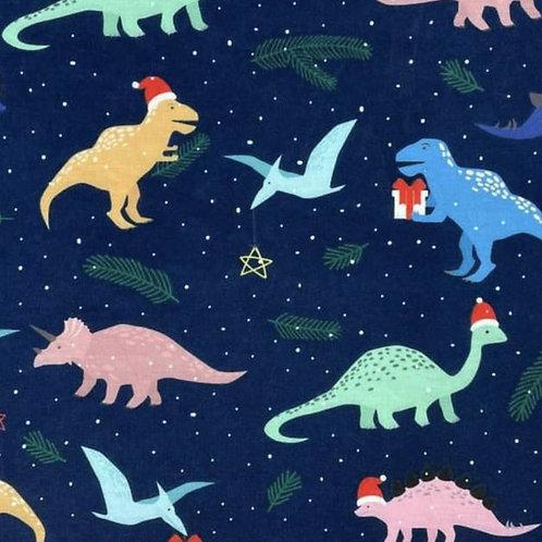 Christmas Dinosaurs Romper