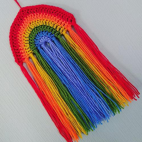 Hanging rainbow