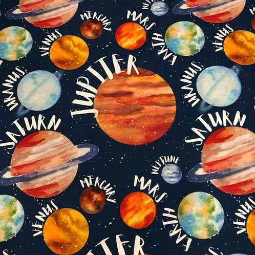 Planets Romper