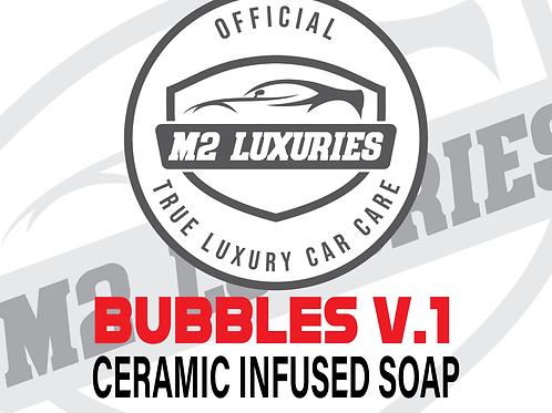 Bubbles - Ceramic Soap