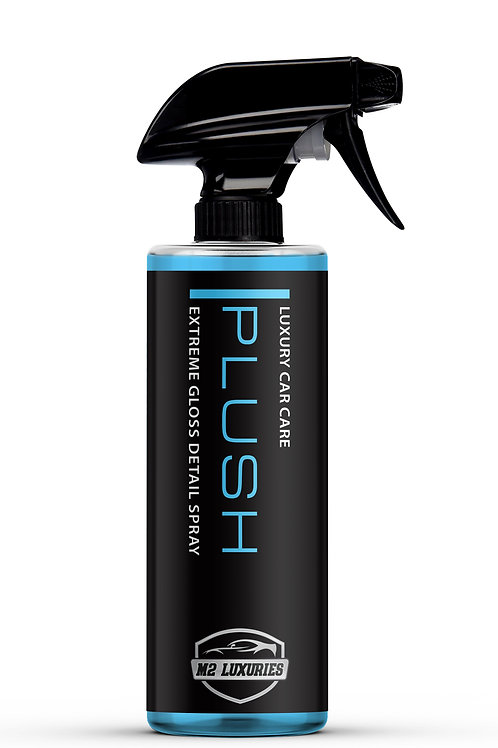 Plush - Spray Wax Sealant