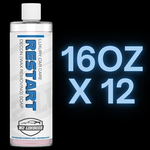 Restart 16oz - 12 pack