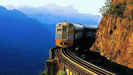 Trem de Curitiba