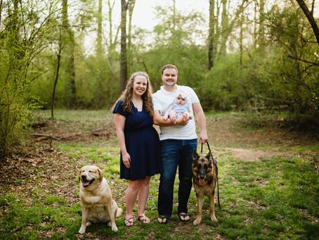Mulkey Family