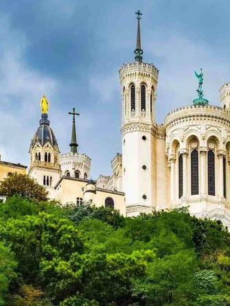 Compostelle de Lyon au Puy