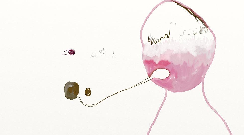 Digital Drawing 2013  ⓒ Klaudia Stoll