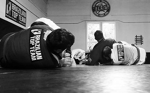 Just another awesome Monday on the mats_