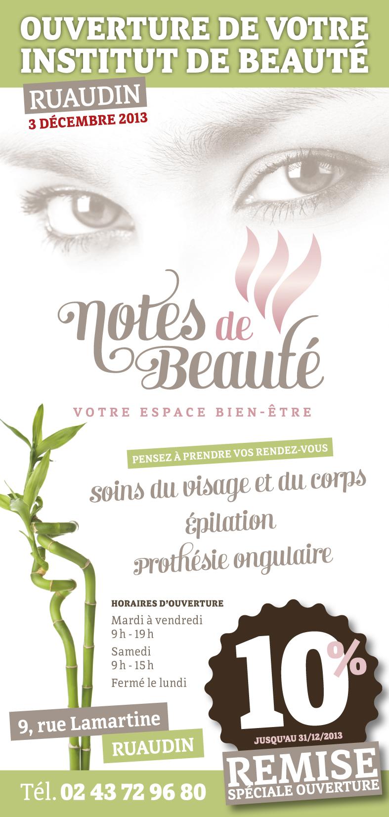 NOTES_BEAUTÉ pour SIGNARAMA