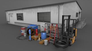 Warehouse Assets