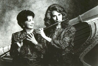 Meisenbach & Golden Flute/Harp Duo Saturday October 22, 2005 Dorothy I. Summers Theatre East Central