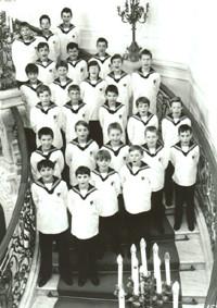 The Vienna Choir BoysSaturday February 20, 1999Ada Middle School Auditorium223 West 18th
