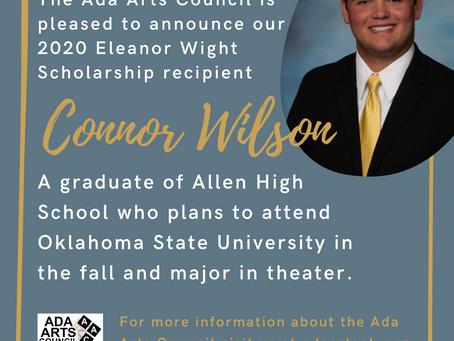 2020 Eleanor Wight Scholarship