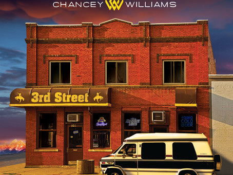 """WME ARTIST CHANCEY WILLIAMS' """"3RD STREET""""ALBUM DEBUTS AT NO. 5 ON ITUNES COUNTRY ALBUMS CHART MAY 22"""